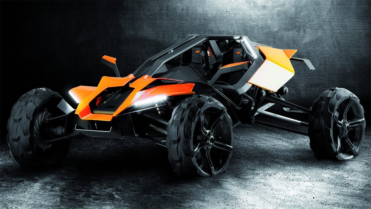 ktm ax buggy concept front