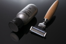 using shave oil to shave