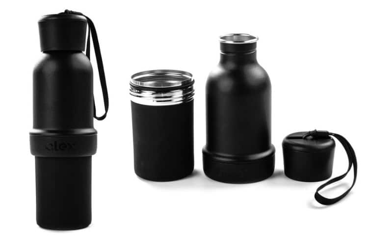 alex extraordinary water bottle
