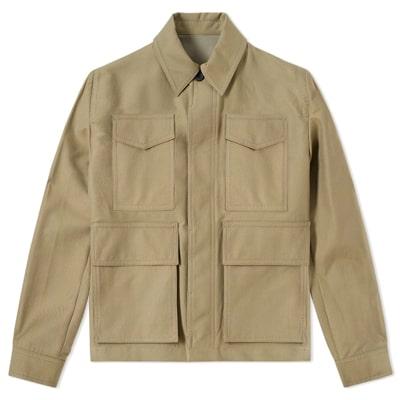 ami 4 pocket jacket