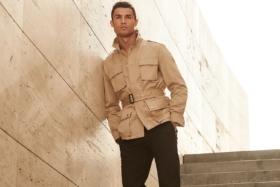 cristiano ronaldo dress like
