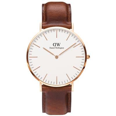 daniel wellington classic st mawes watch