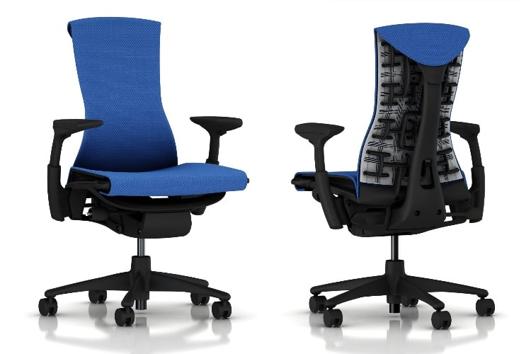 Herman Miller Embody Chair MKBHD