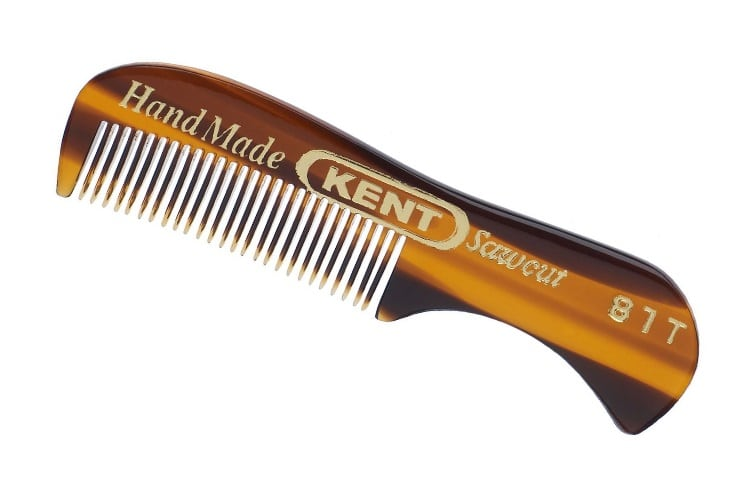 13 Best Men's Combs for Your Hair and Beard | Man of Many