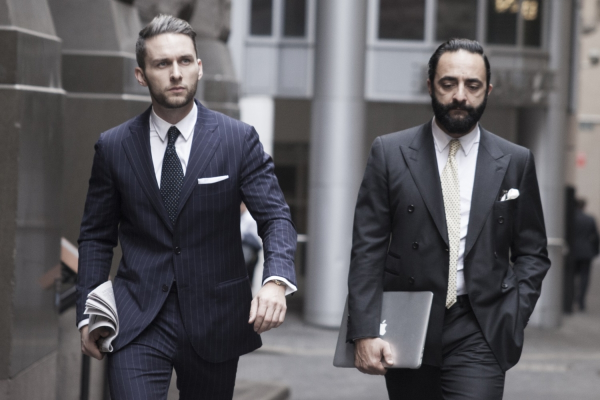 man of many guide to buying a tailored suit
