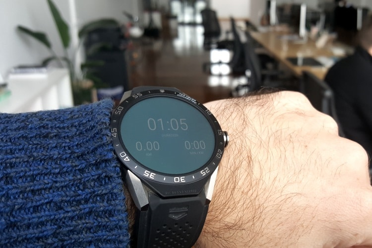 tag heuer connected watch runkeeper