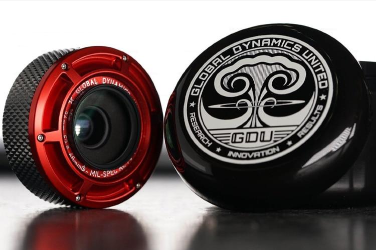 global dynamics united 40mm full frame lens
