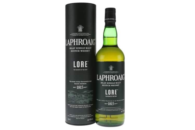 laphroaig lore smoky whisky