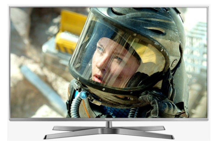 "50"" ultra hd 4k pro panasonic hdr led television"