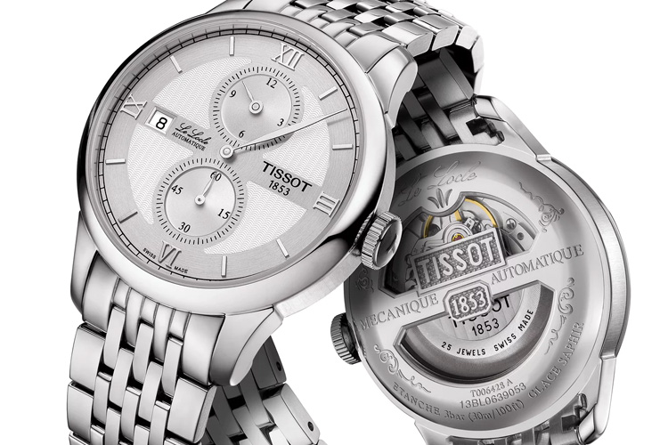 tissot le locle automatic regulateur