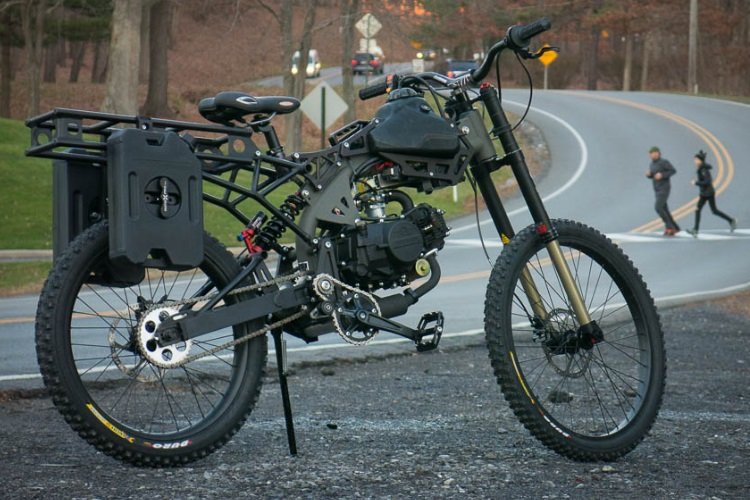 motoped black ops survival bike launched