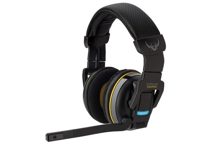 spray painted gaming h2100 dolby 7.1 wireless headset