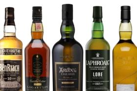 top 11 smoky & peaty whisky