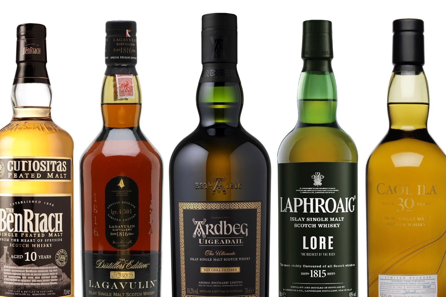 11 Smoky & Peaty Whiskies - Top Tuesday #21