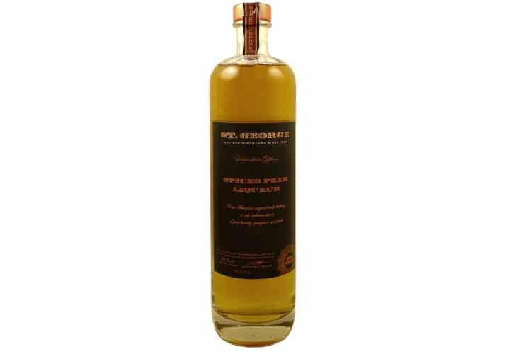 st george's spiced pear liqueur