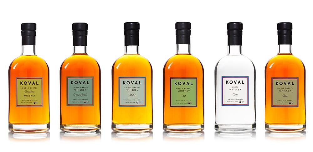 koval single malt whiskey group