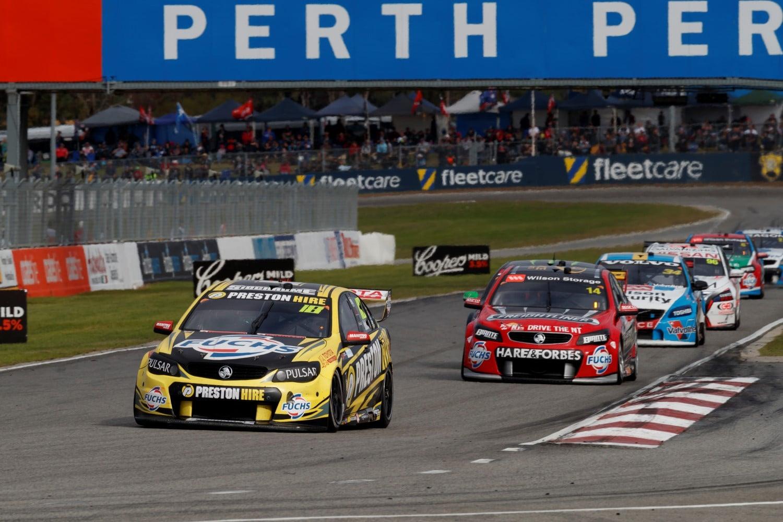 supercars winton motor raceway start