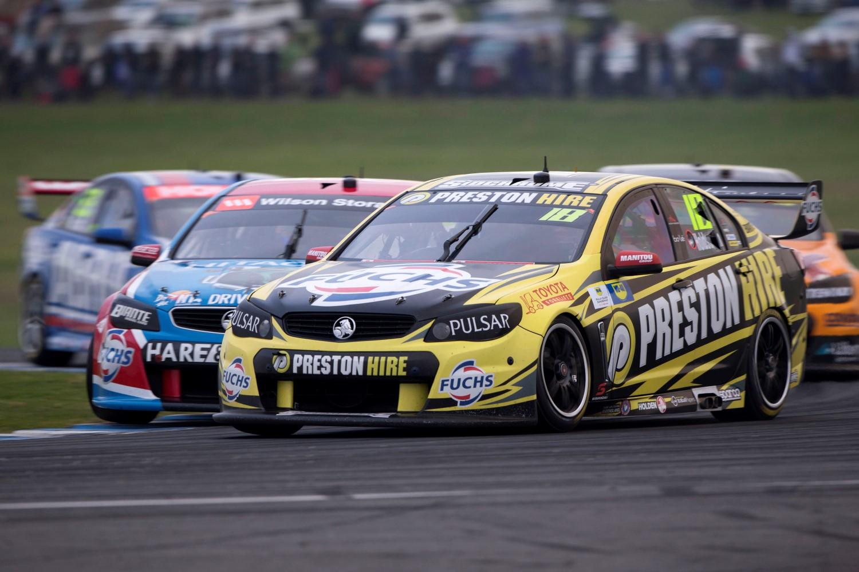 pulsar racing cars