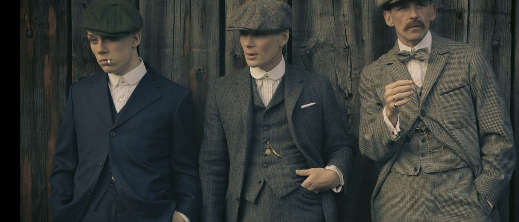 How To Dress Like a Peaky Blinder