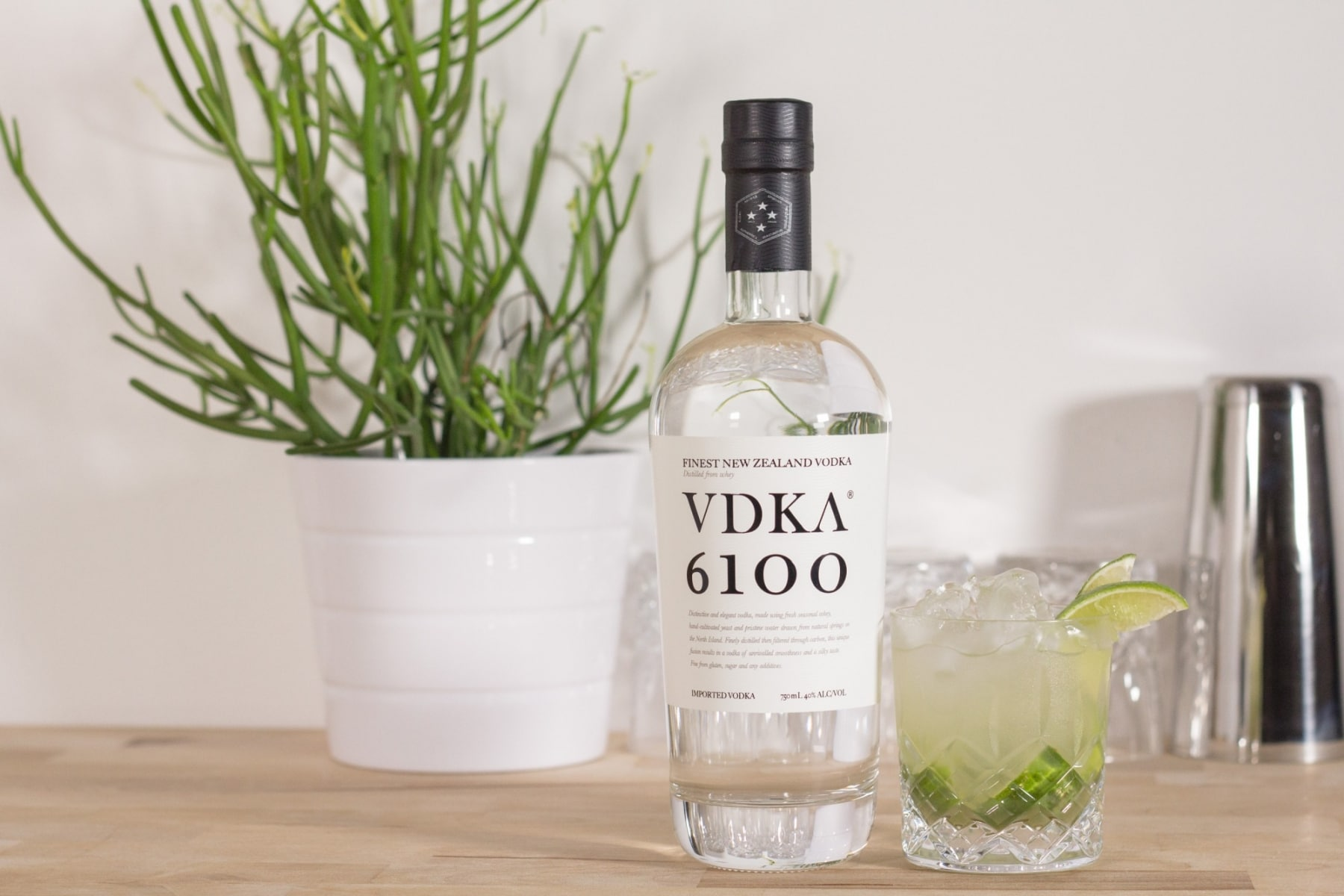 simple classic cocktail