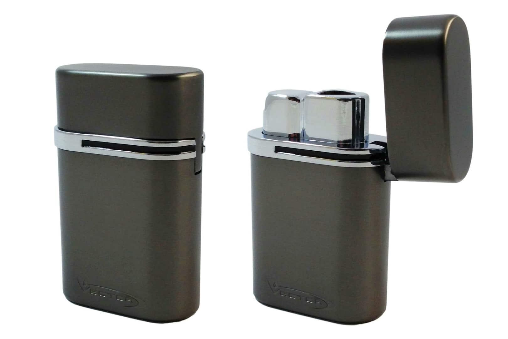 Vector Thundra Black EDC Desktop Lighter