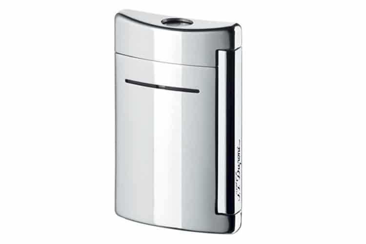 ST Dupont Chrome Grey Cool Torch