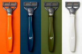use the harry new razor