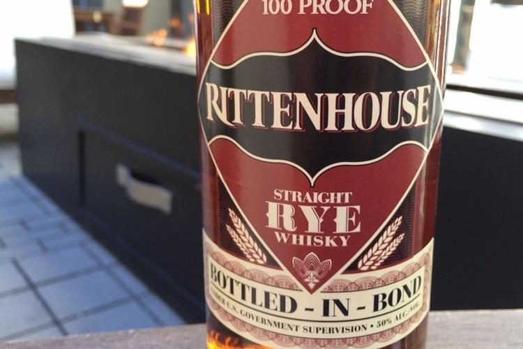 History of rittenhouse rye whisky