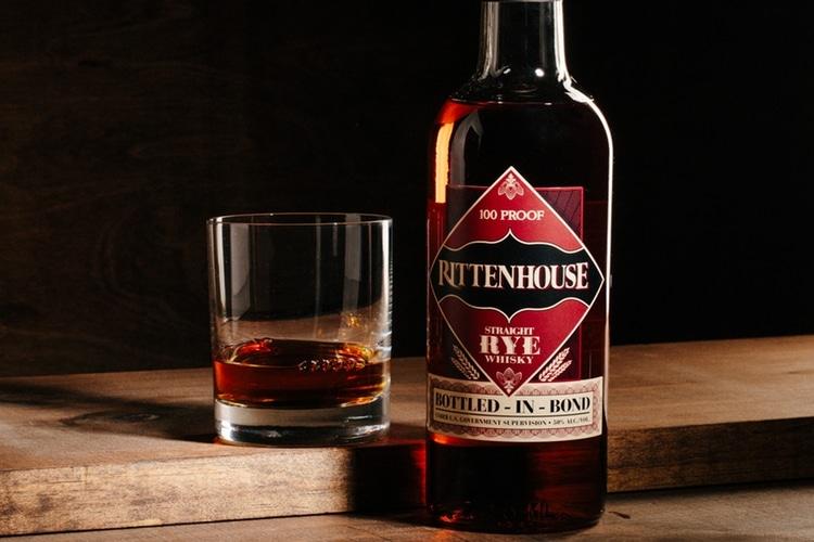 spirit of the month rittenhouse rye