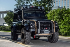 land rover defender 90 spectre edition