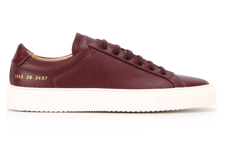common projects latest shoe