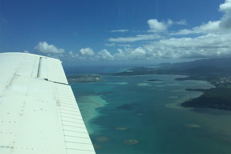 oahu hawaii sky