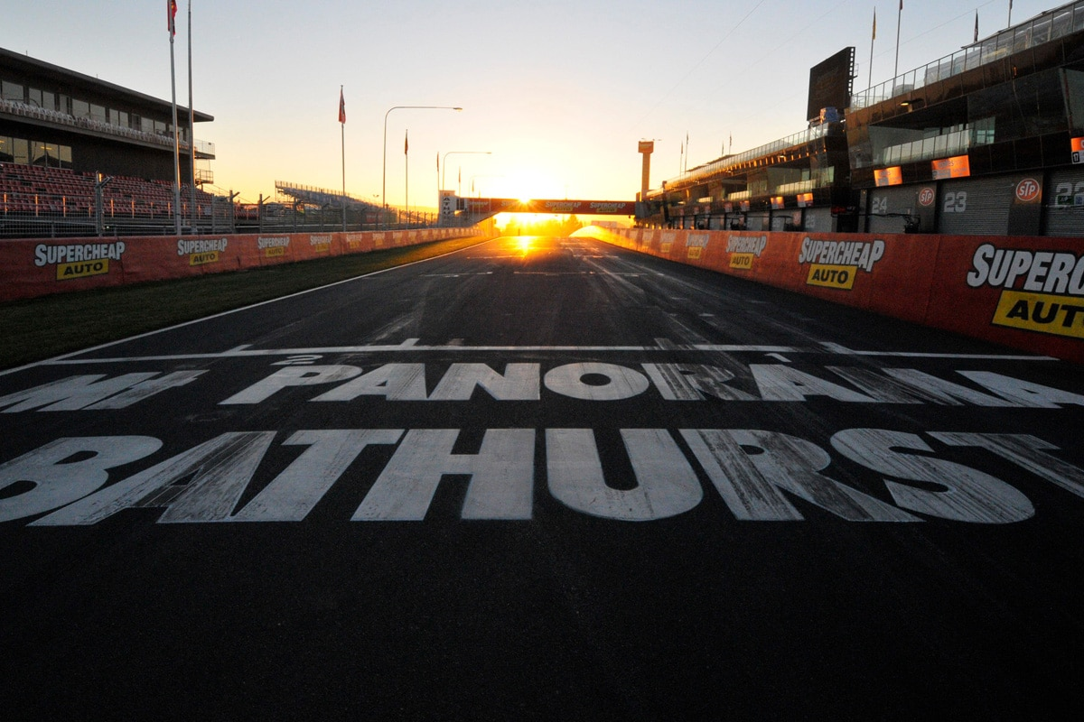 new challenge in the bathurst 1000