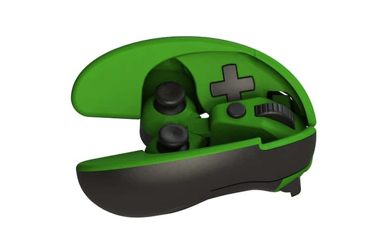 scrab xyab mouse gamepad inner view