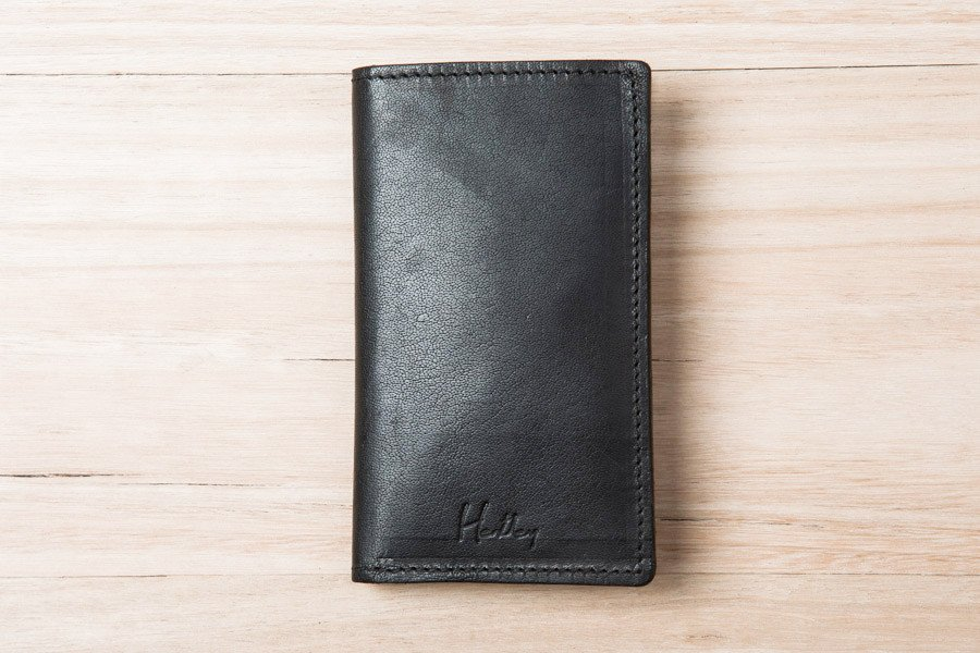 hentley wallet black
