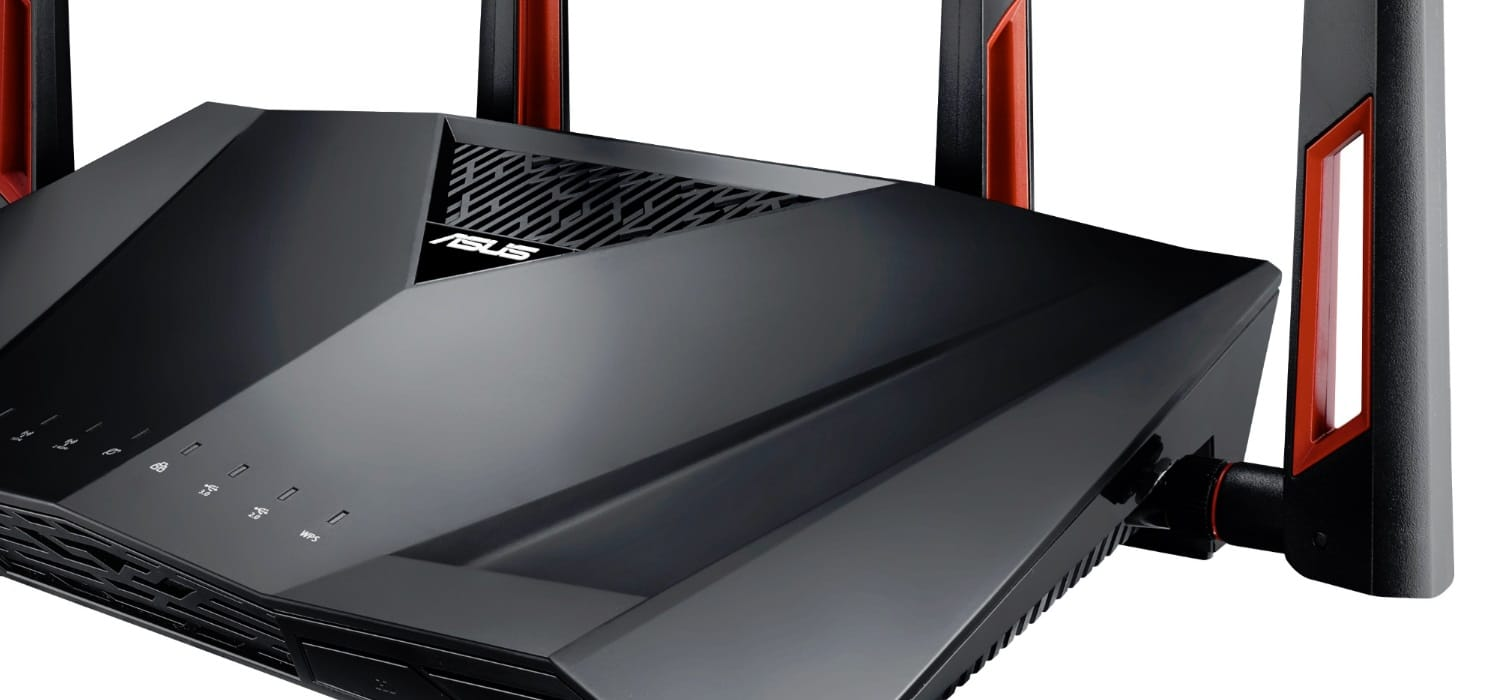tech head asus rt ac88u router