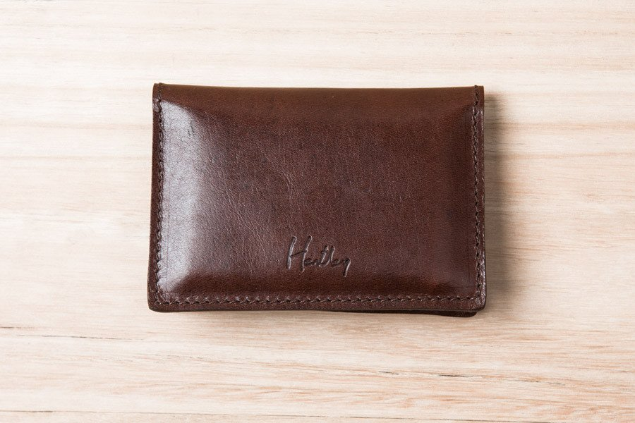 hentley wallet leather