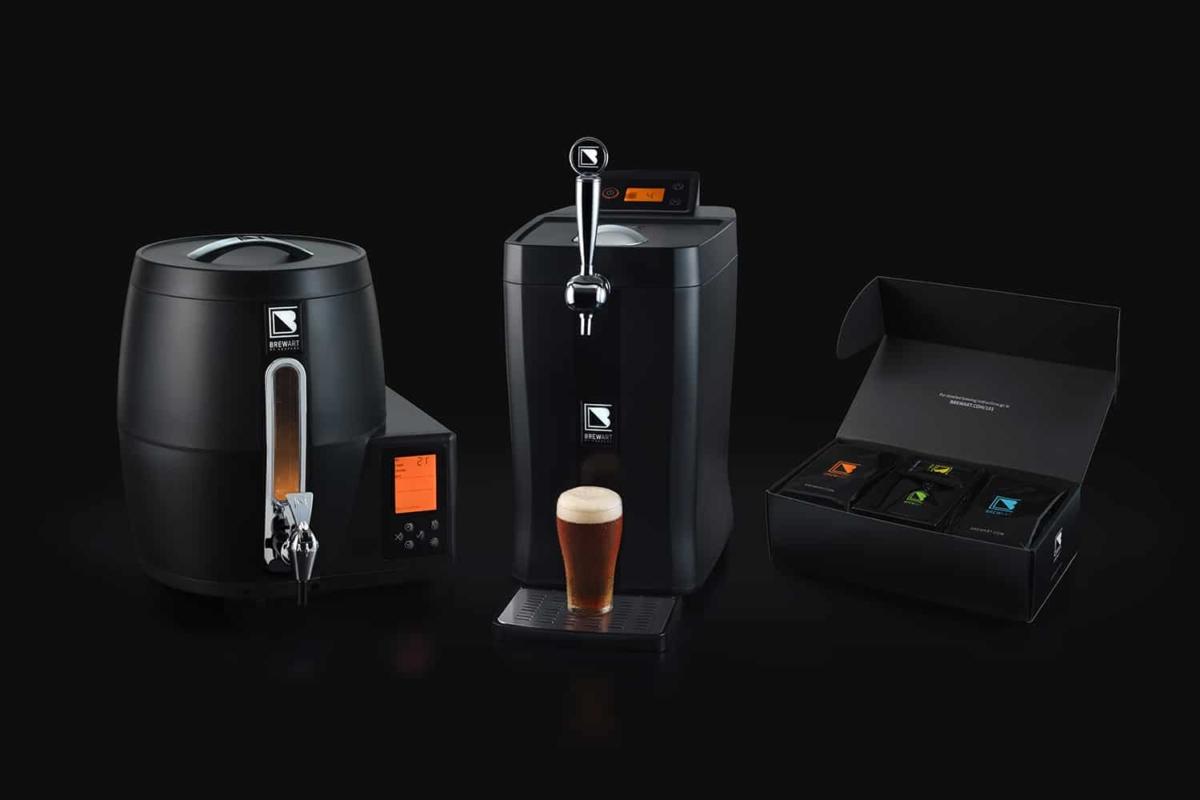 personal brewing brewart