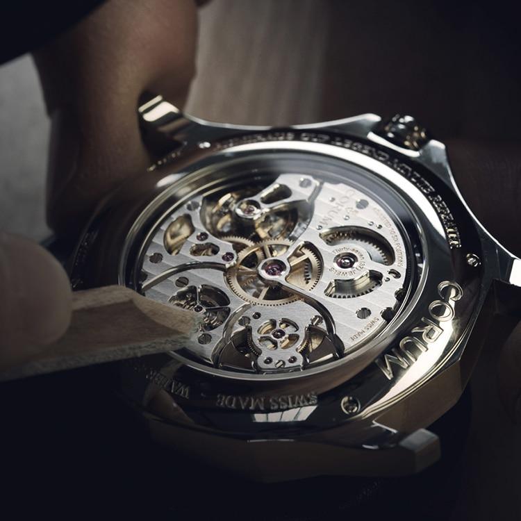 corum watch functionality