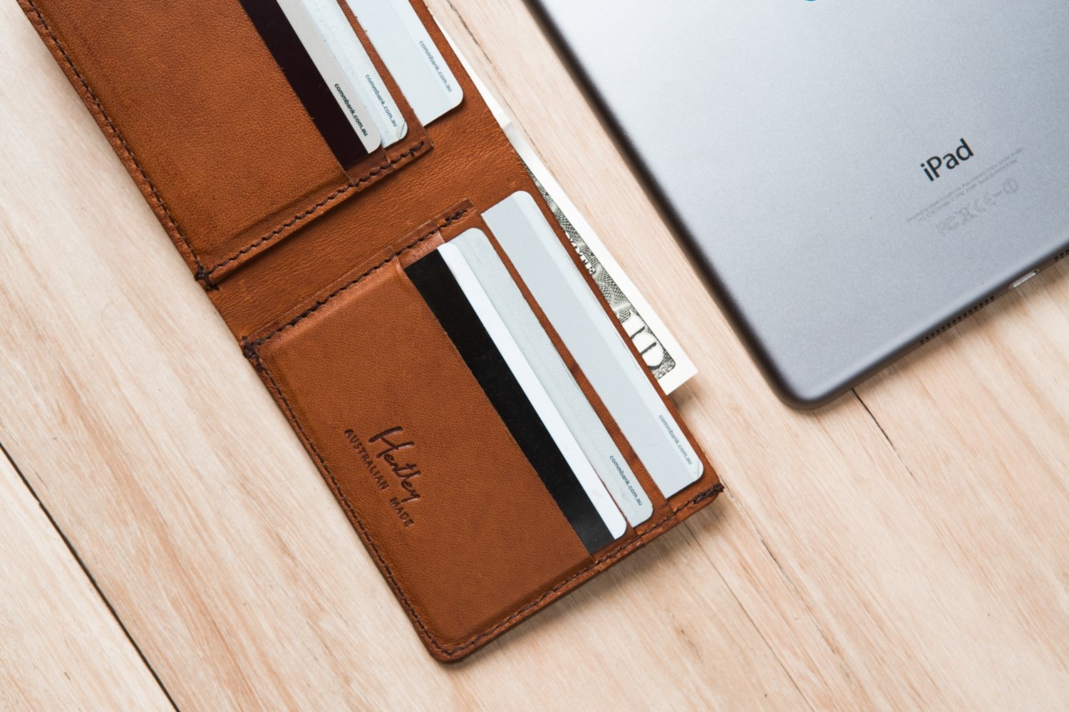 hentley wallet card holder pocket