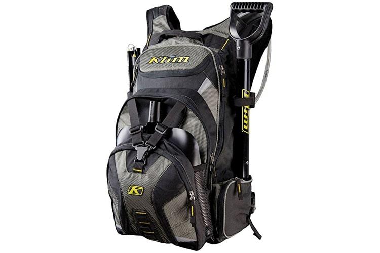 klim krew pak bag motorcycle backpack