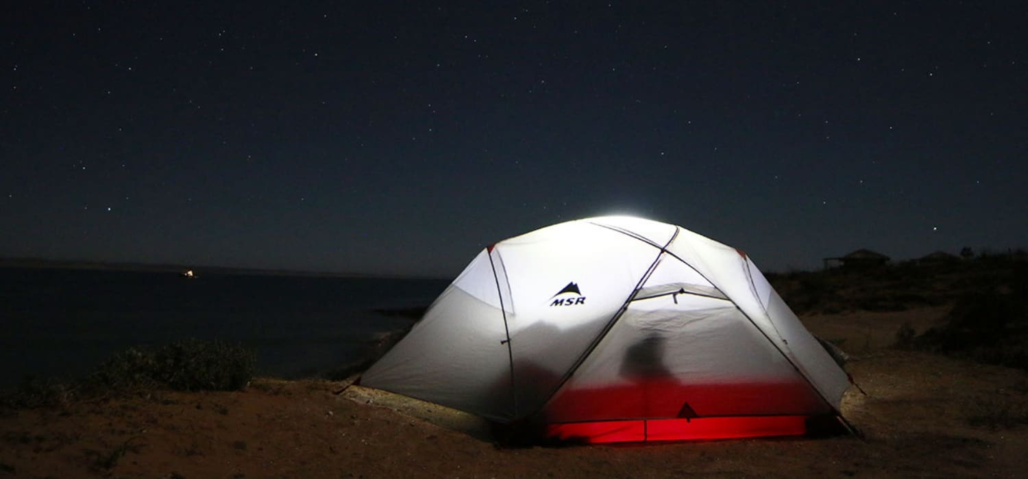 msr elixir 3 person tent