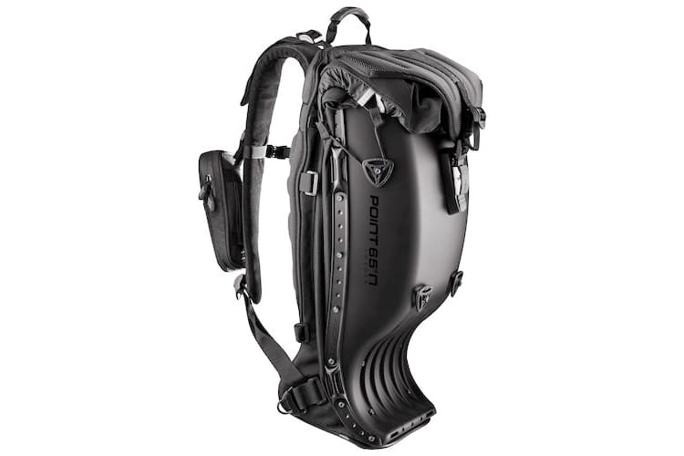 point 65 boblbee gtx 25l motorcycle backpack