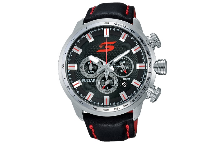 pulsar v8 limited edition watch