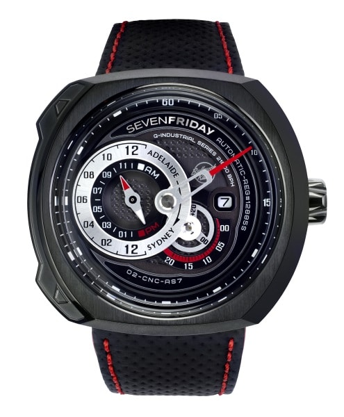 sevenfriday q304 bullrush rally limited edition