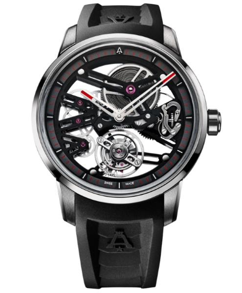 angelus u40 racing tourbillion skeleton