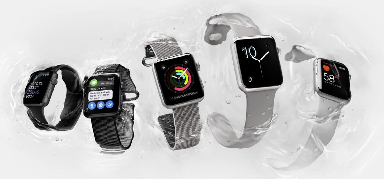 tech head apple watch series 2