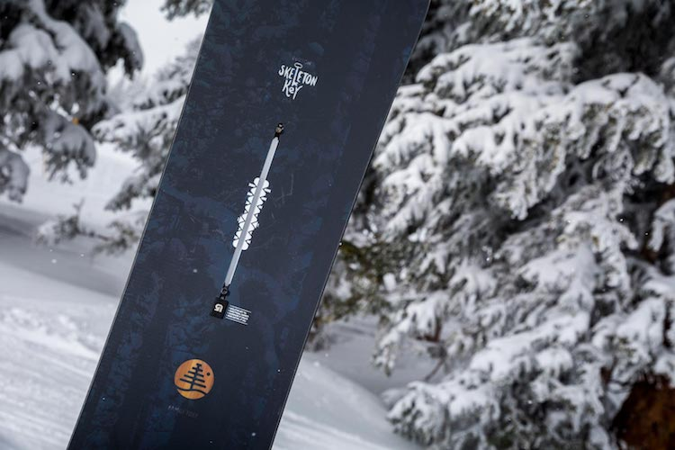 burton skeleton key snowboard prototype boards