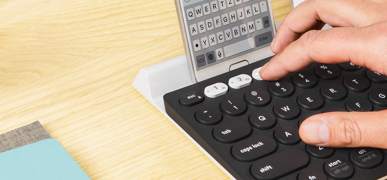 tech head multi device keyboard