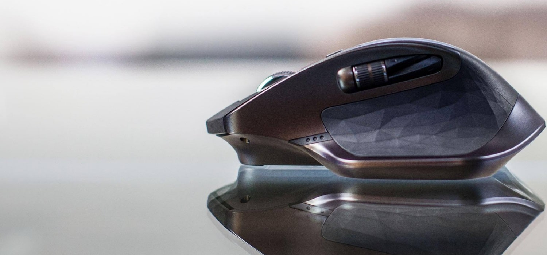 tech head logitech mx master mouse